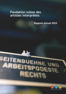 thumbnail of SIS rapport annuel 2012